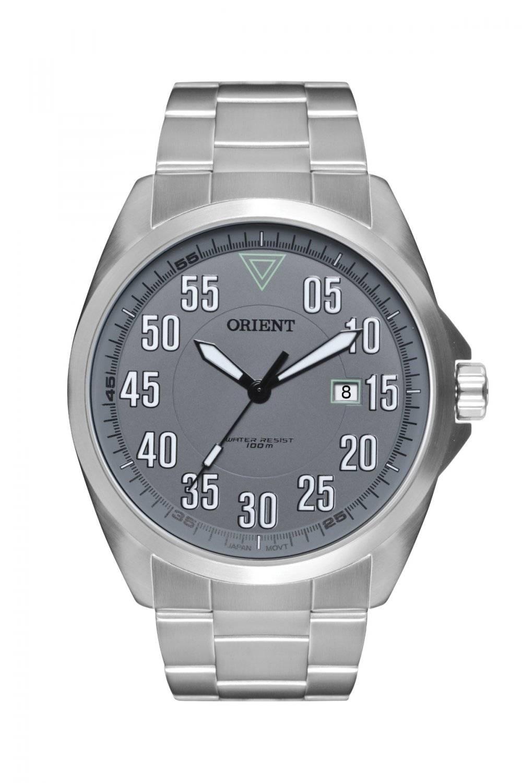 Relógio Orient Masculino Quartz MBSS1229 G2SX