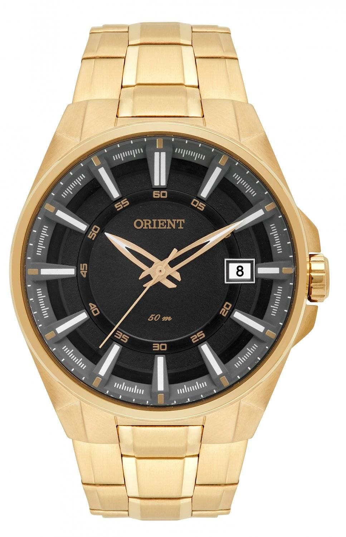 Relógio Orient Masculino Quartz MGSS1143 P1KX