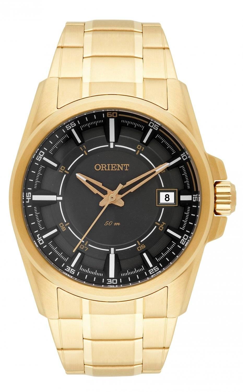 Relógio Orient Masculino Quartz MGSS1145 G1KX