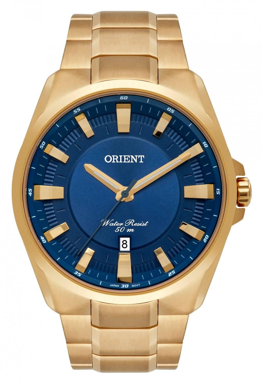 Relógio Orient Masculino Quartz MGSS1174 D1KX