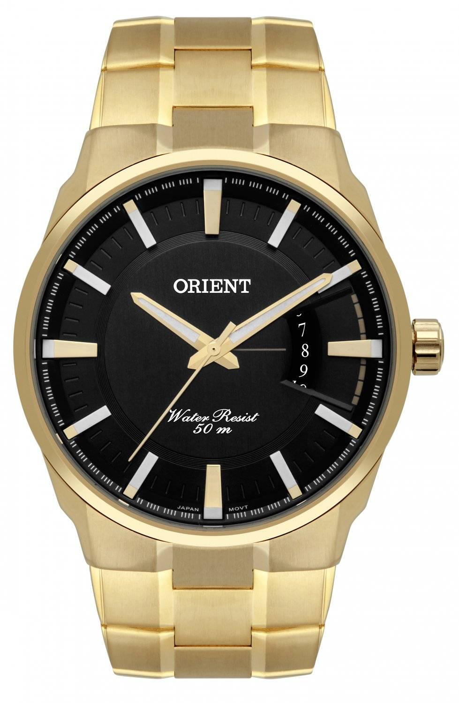 Relógio Orient Masculino Quartz MGSS1175 P1KX