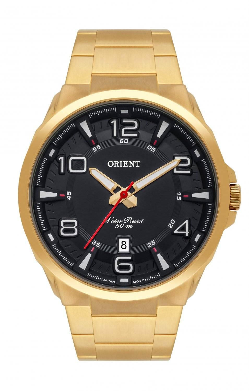 Relógio Orient Masculino Quartz MGSS1177 P2KX