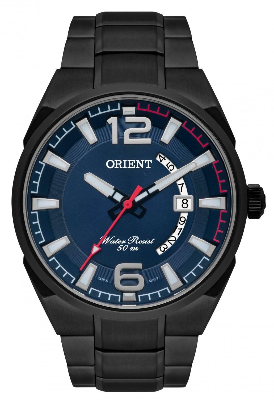 Relógio Orient Masculino Quartz MPSS1007 D2GX