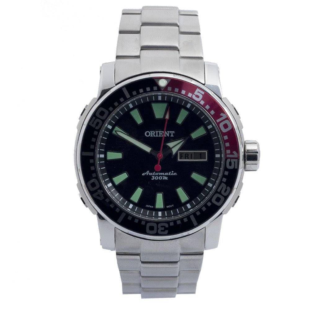 Relógio Orient Poseidon Masculino Automático 469SS039