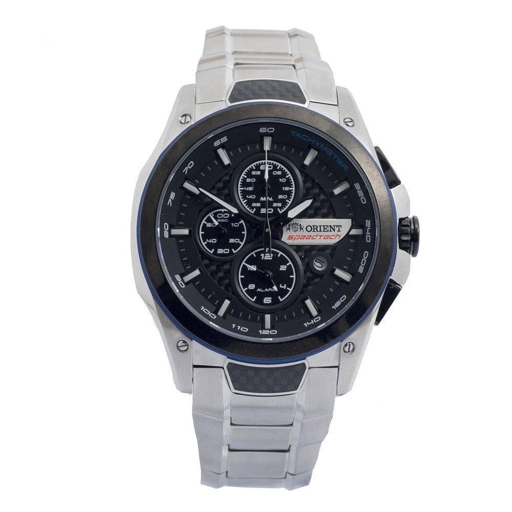 Relógio Orient Speedtech Masculino Quartz MBSSC112