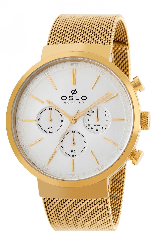 Relógio Oslo Masculino Quartz OMGSSCVD0001