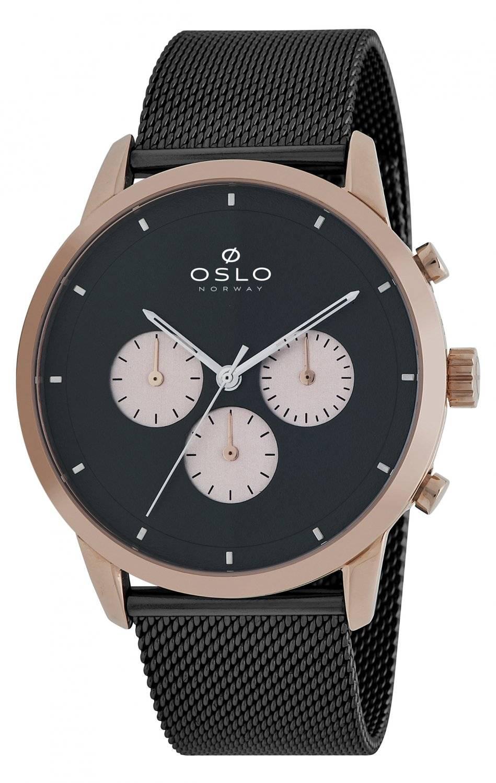 Relógio Oslo Masculino Quartz OMTSSCVD0001