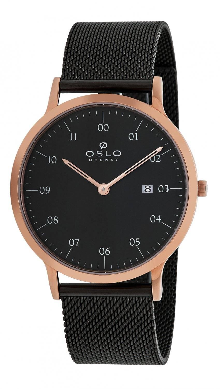 Relógio Oslo Masculino Slim OMTSSS9U0005