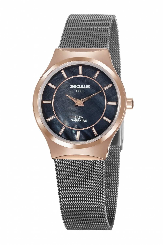 Relógio Seculus Line Feminino Sapphire Quartz 20772LPSVUS2