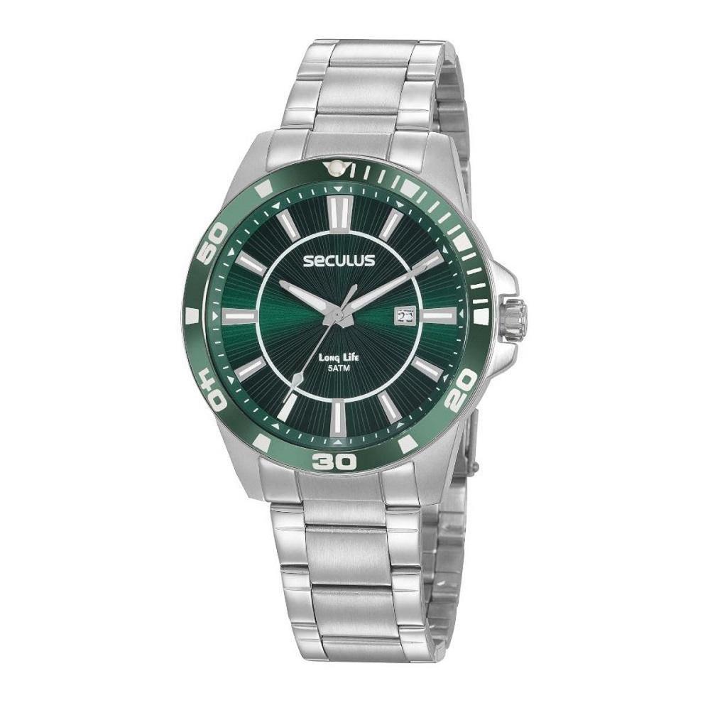Relógio Seculus Long Life 20956G0SVNA2
