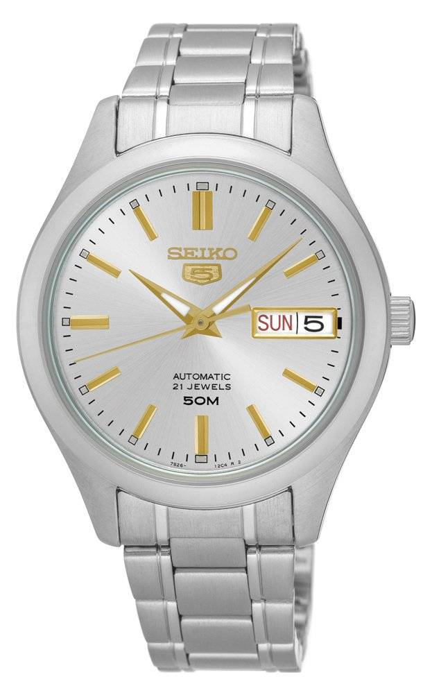 Relógio Seiko Masculino Automático SNK885B1 S1SX