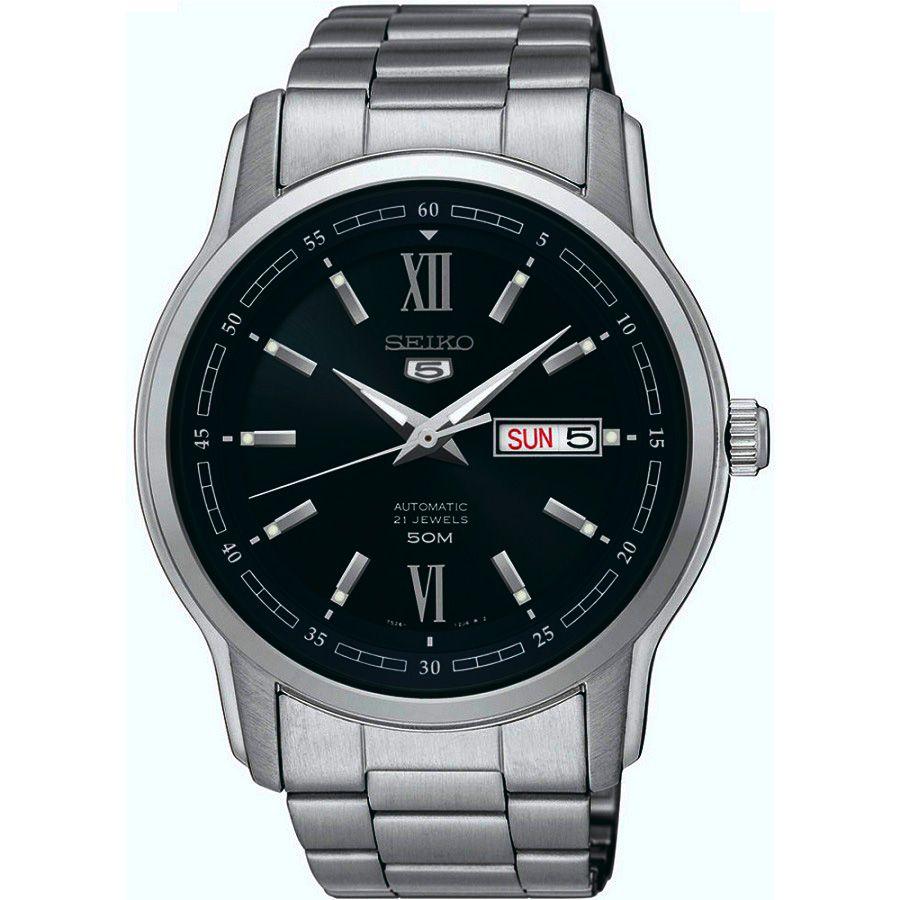 Relógio SEIKO Masculino Automático SNKP17B1 D3SX 21Jewels
