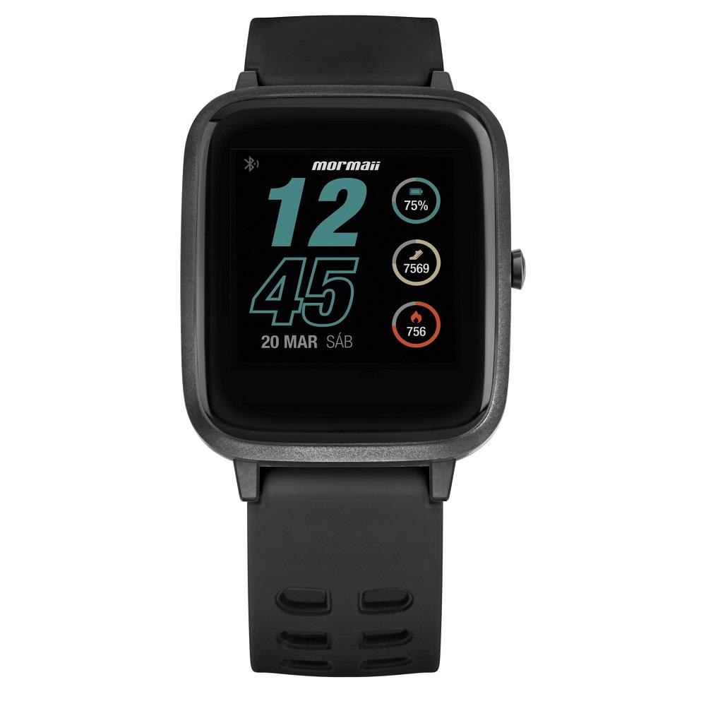 Relógio Smartwatch Mormaii Life MOLIFEAB/8P