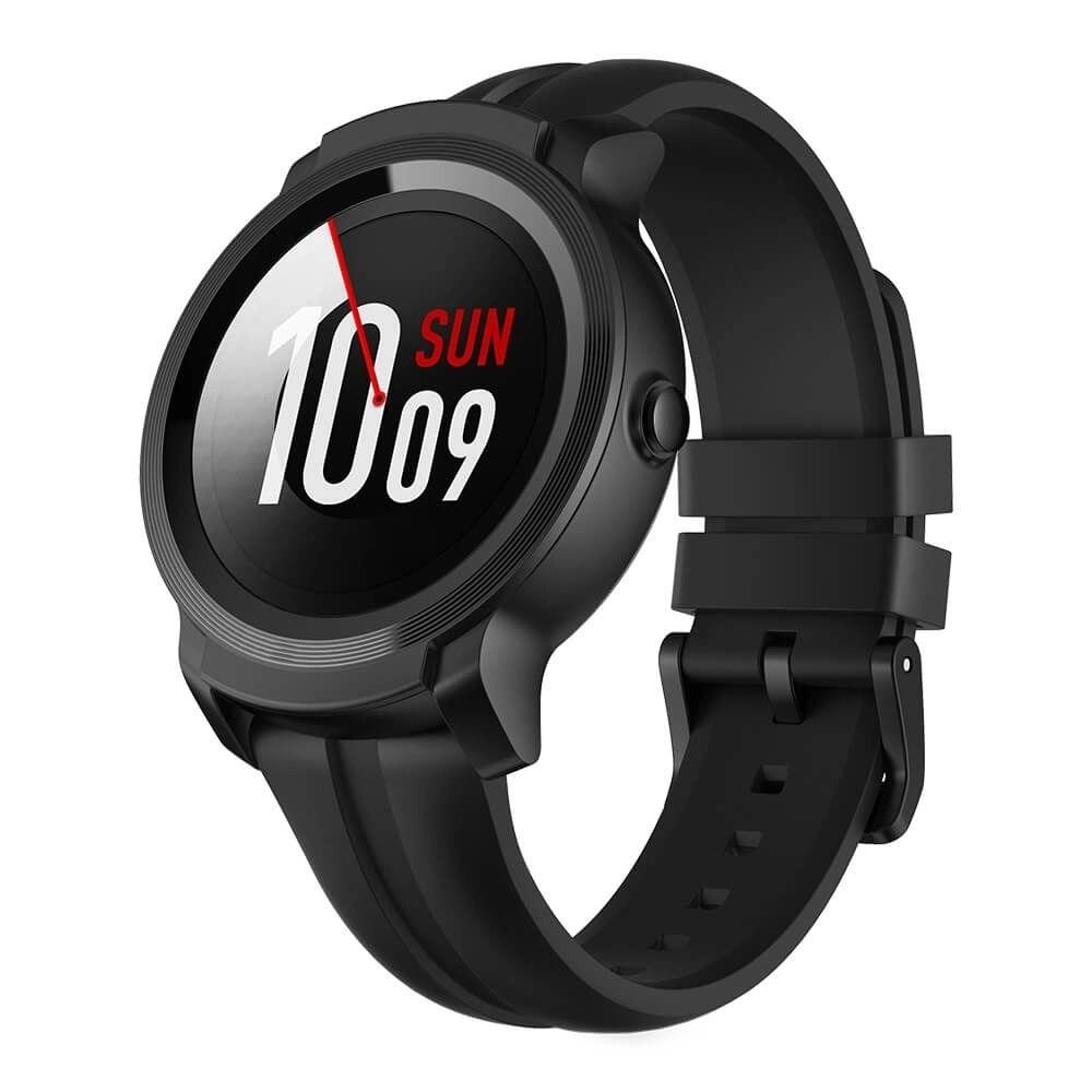 Relógio Smartwatch TicWatch E2 Preto GPS Wear OS by Google