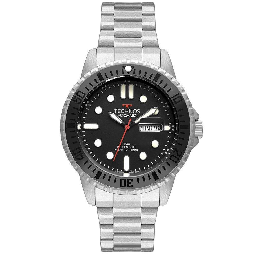 Relógio Technos Classic Automático 8205OJ/1P