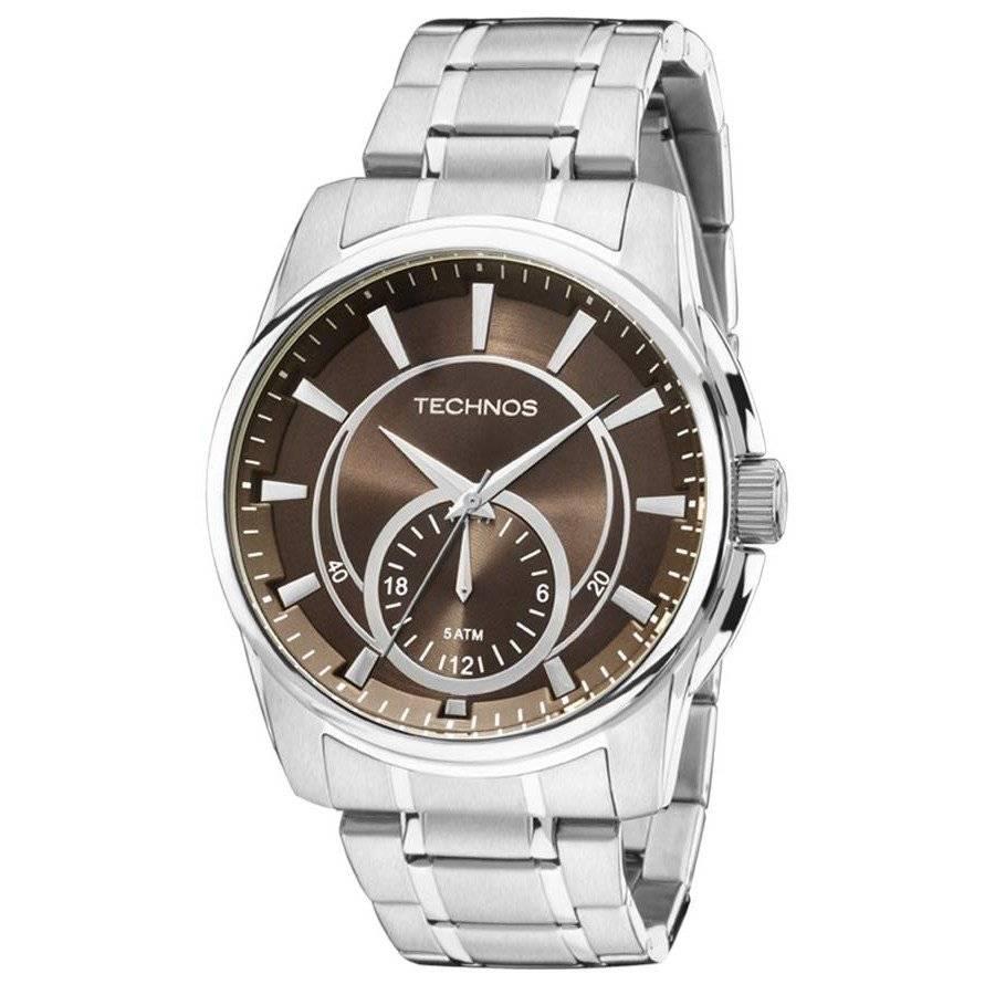 Relógio Technos Classic Grandtech Quartz 6P28AB/1M