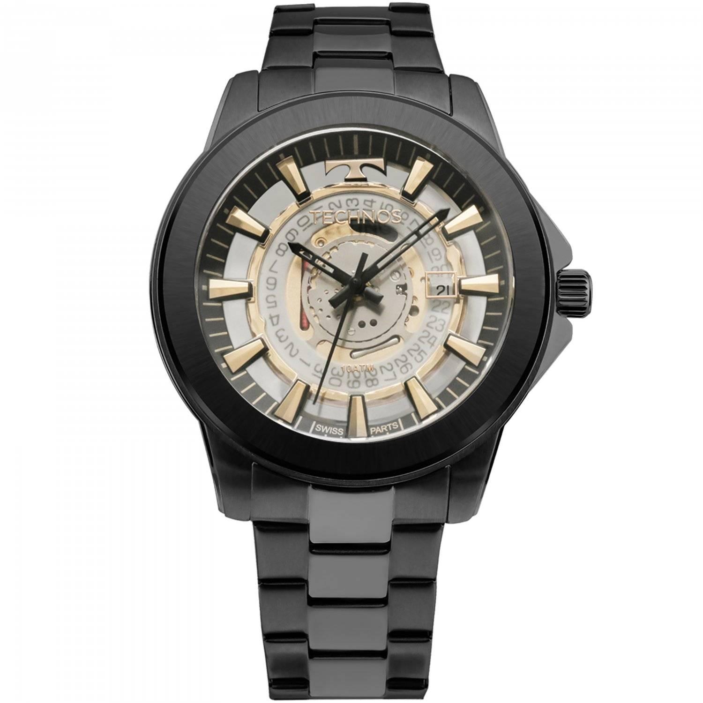 Relógio Technos Classic Legacy Masculino Quartz F06111AC/4W
