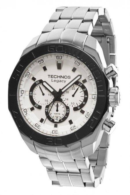 Relógio Technos Classic Legacy Quartz JS25AS/1K