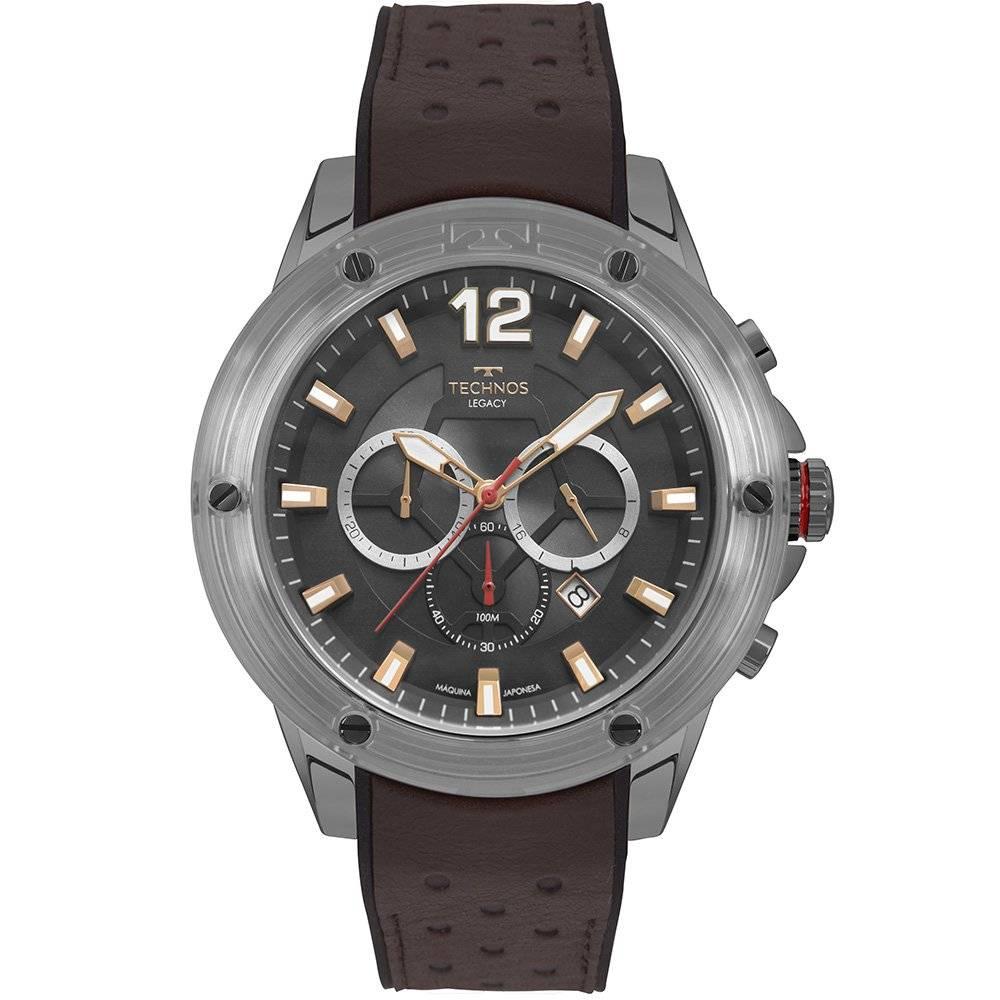 Relógio Technos Classic Legacy Quartz JS26AO/2P