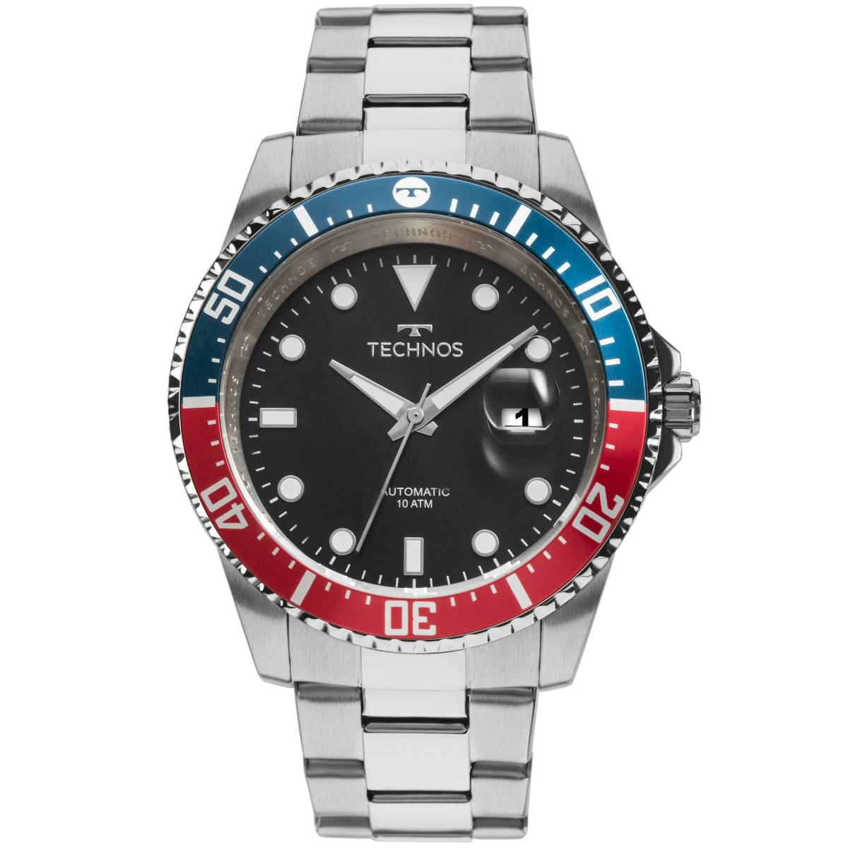 Relógio Technos Classic Masculino Automático 8205NZ/1P