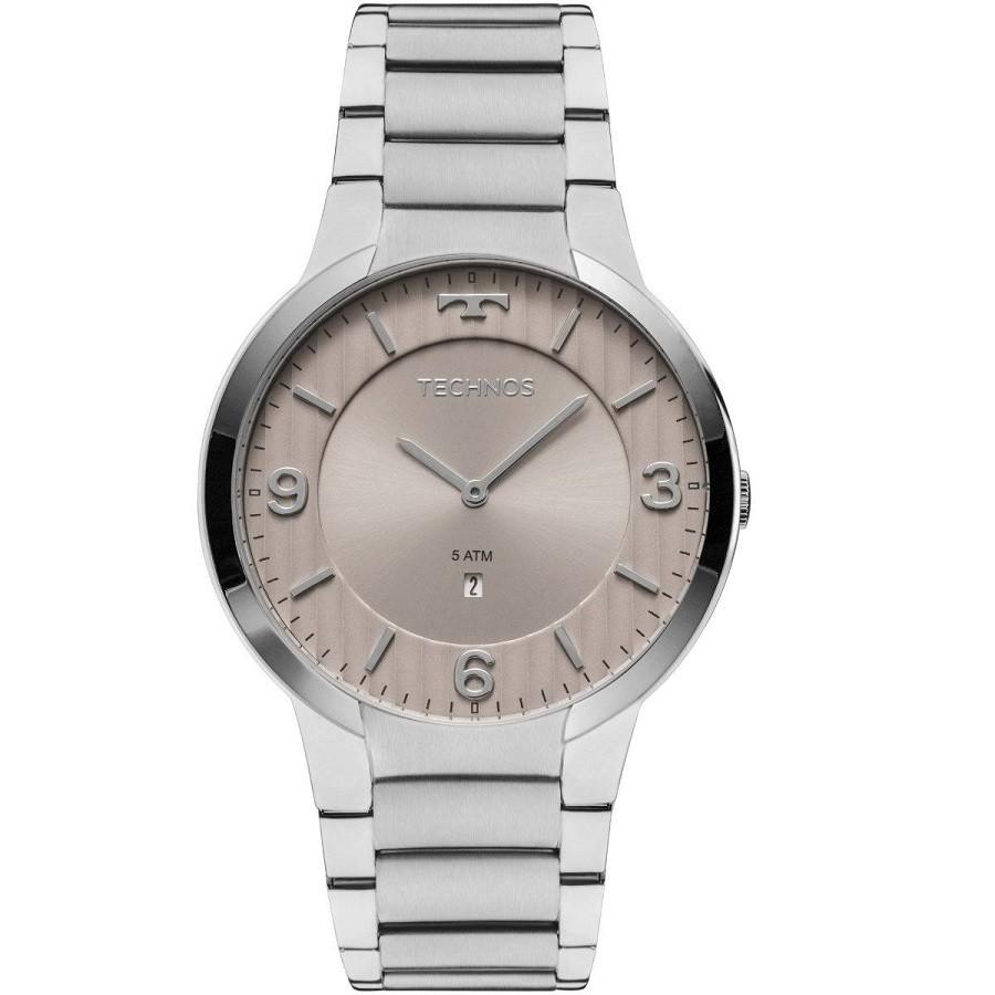 Relógio Technos Classic Slim Quartz GL15AO/1C