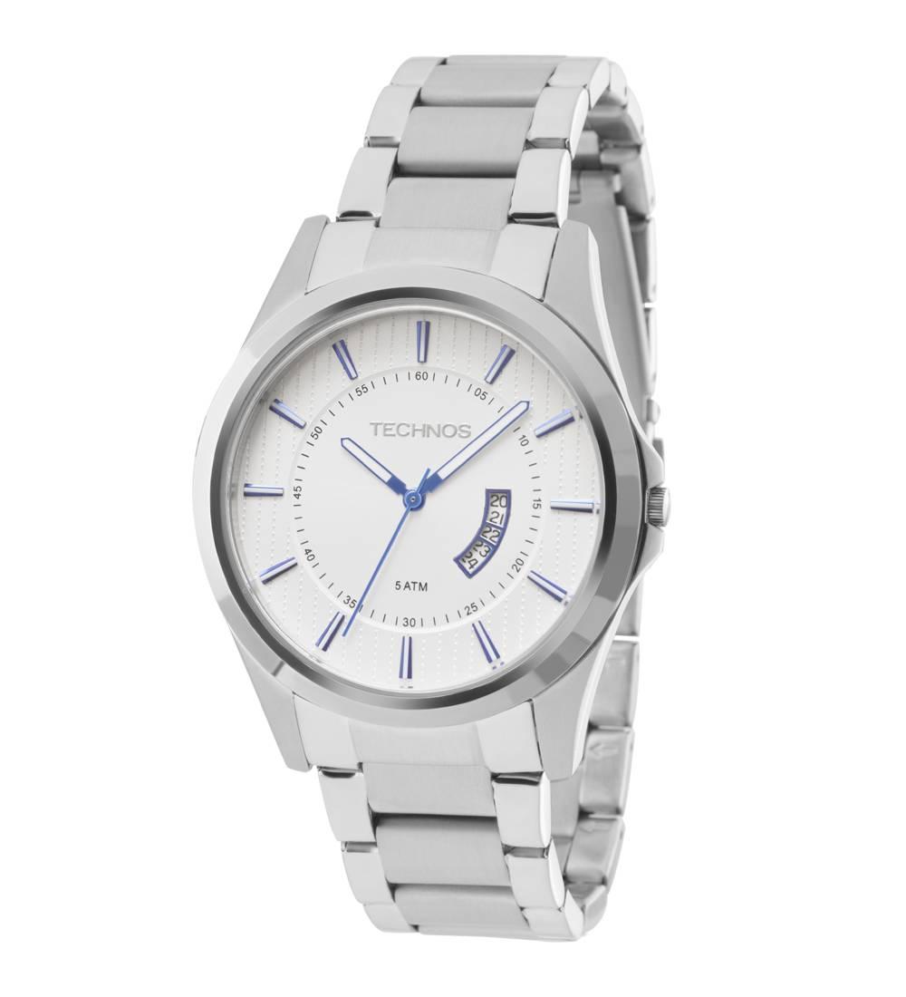 Relógio Technos Classic Slim Quartz GN10AQ/1B