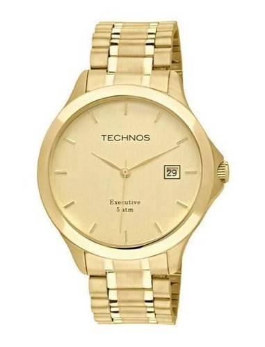 Relógio Technos Classic Steel Quartz 1S13BWTDY/4X