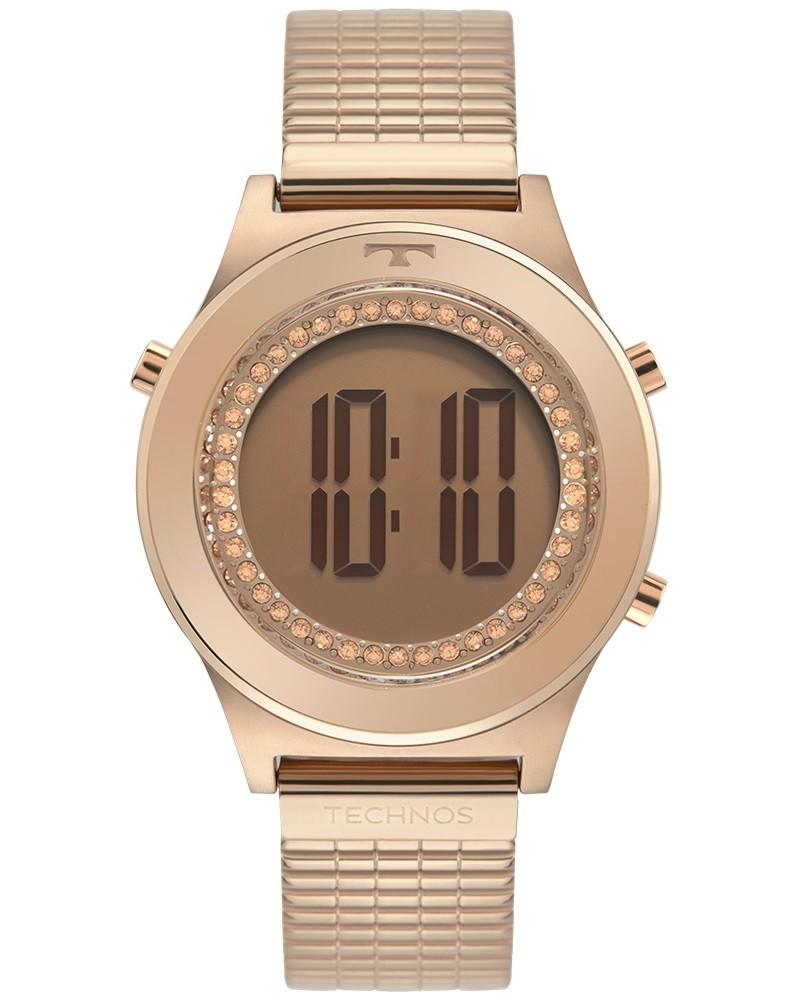 Relógio Technos Digital Feminino BJ3927AB/1T