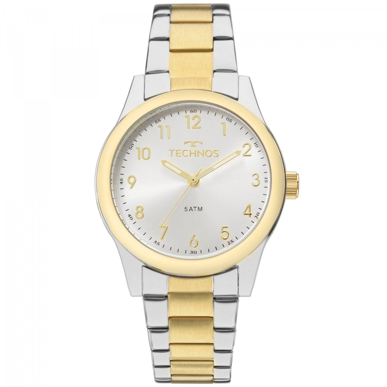 Relógio Technos Elegance Boutique Feminino Quartz 2035MKK/5K
