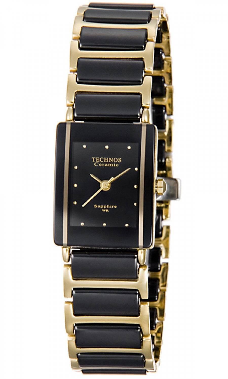 Relógio Technos Elegance Ceramic Feminino Quartz 5Y30MY/4P