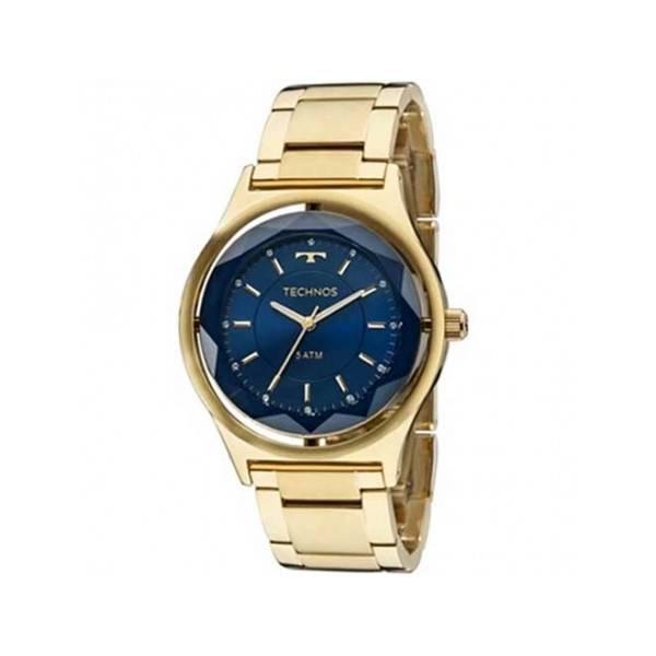 Relógio Technos Elegance Crystal Feminino Quartz 2035MIC/4A