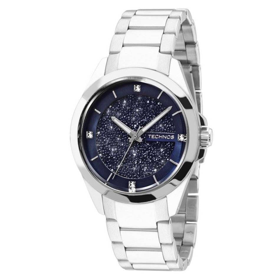 Relógio Technos Elegance Crystal Feminino Quartz 203AAB/1A