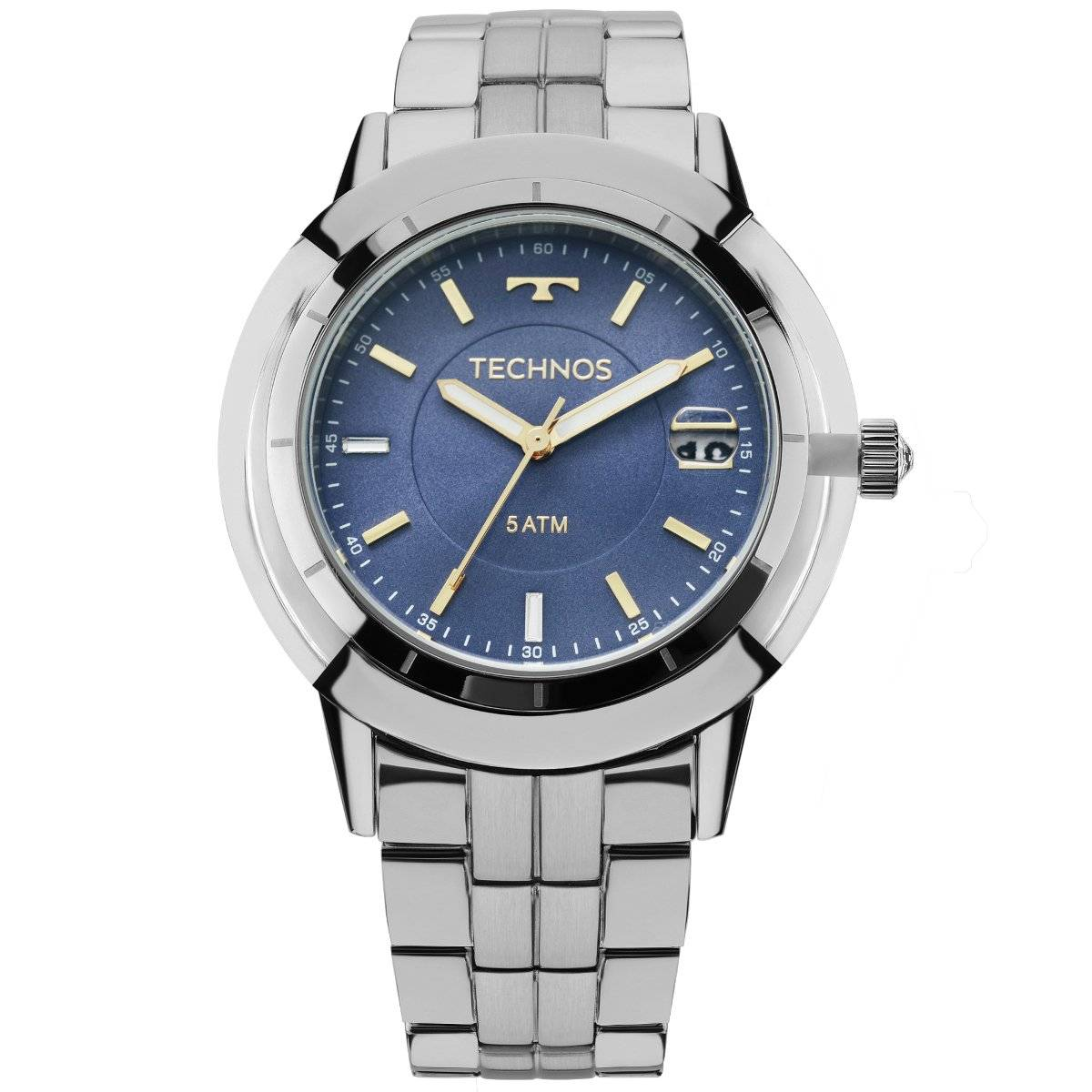 Relógio Technos Elegance Crystal Feminino Quartz 2317AA/1A