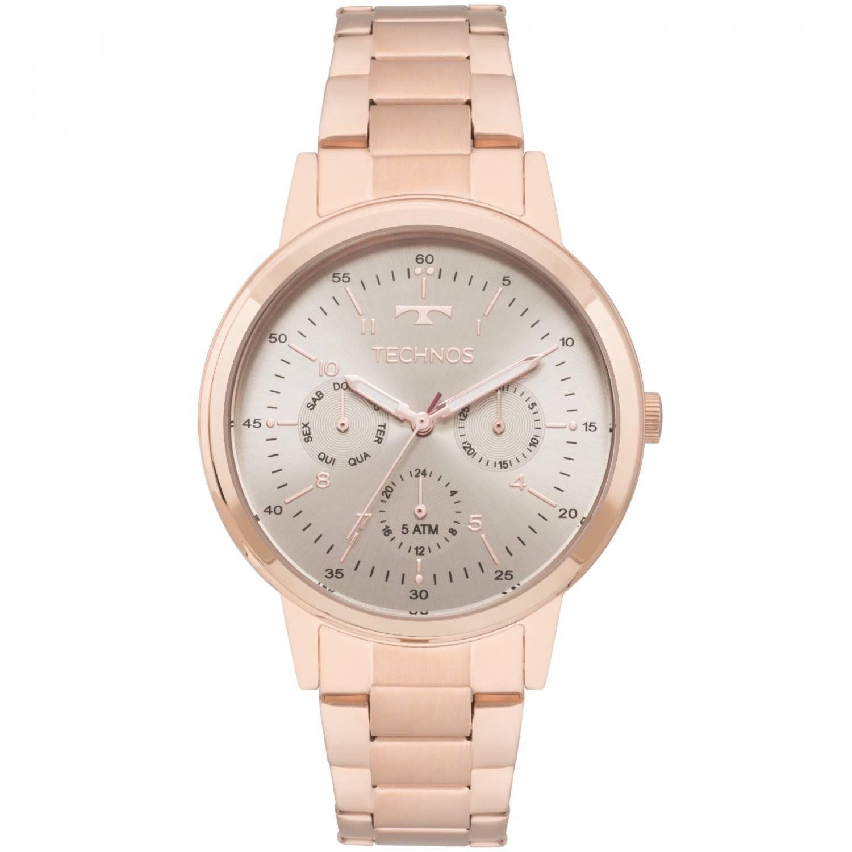 Relógio Technos Elegance Dress Feminino Quartz 6P29AJG/4C