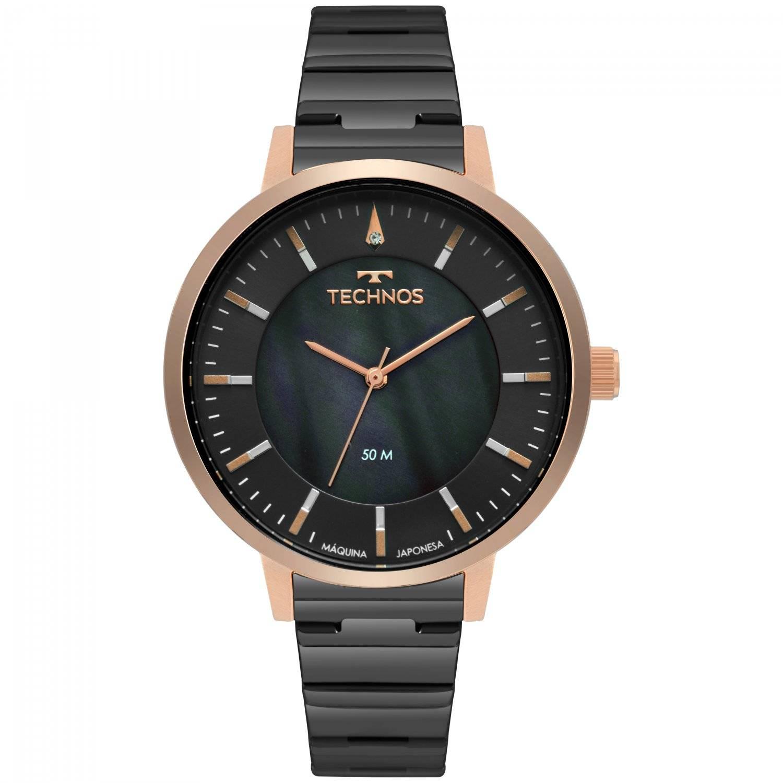 Relógio Technos Elegance Fashion Trend Feminino Quartz 2033CT/5C
