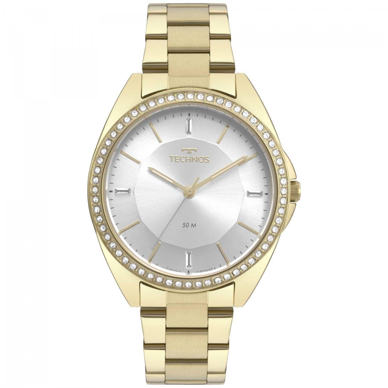 Relógio Technos Elegance Fashion Trend Feminino Quartz 2035MQX/4K