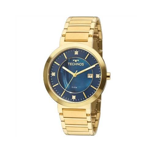 Relógio Technos Elegance ST. MORITZ Feminino Quartz 2115KTJ/4A