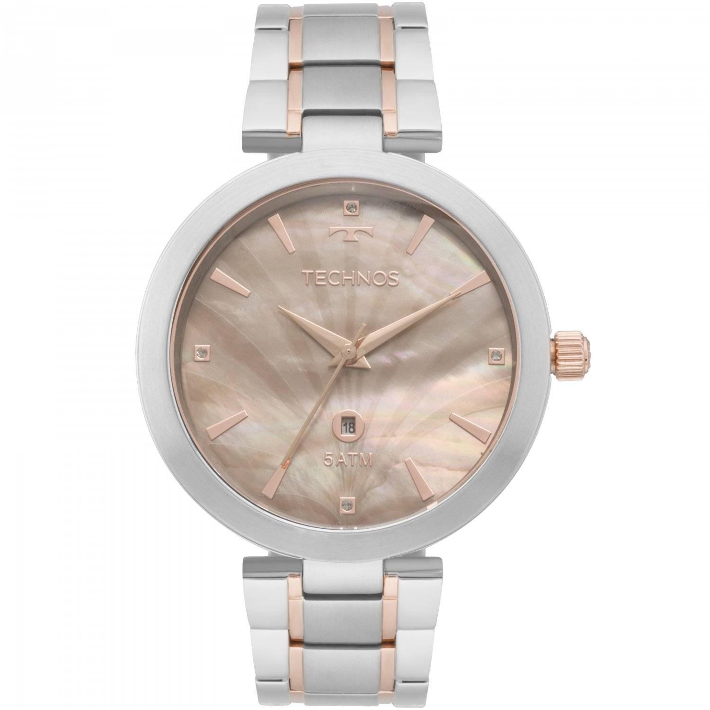Relógio Technos Elegance ST. MORITZ Feminino Quartz GL10IE/5F