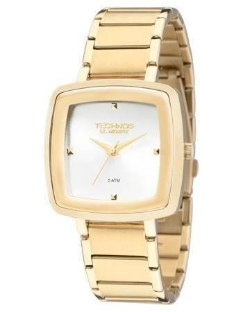 Relógio Technos Elegance ST. MORITZ Quartz 2035LUN/4K