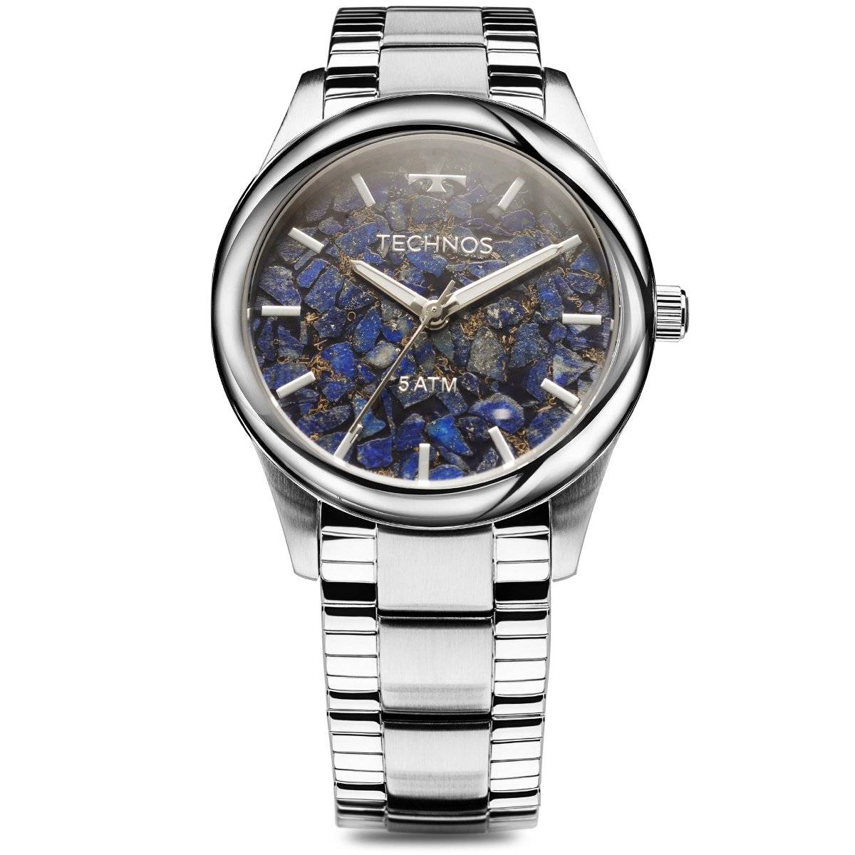 Relógio Technos Elegance Stone Collection Feminino Quartz 2033CO/1G