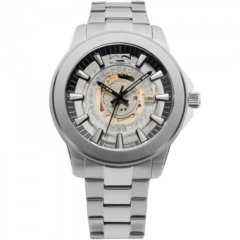 Relógio Technos Essence Classic Legacy Masculino Quartz F06111AB/1W