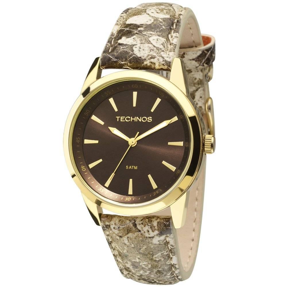 Relógio Technos Fashion Trend Feminino Quartz 2035MCS/2M