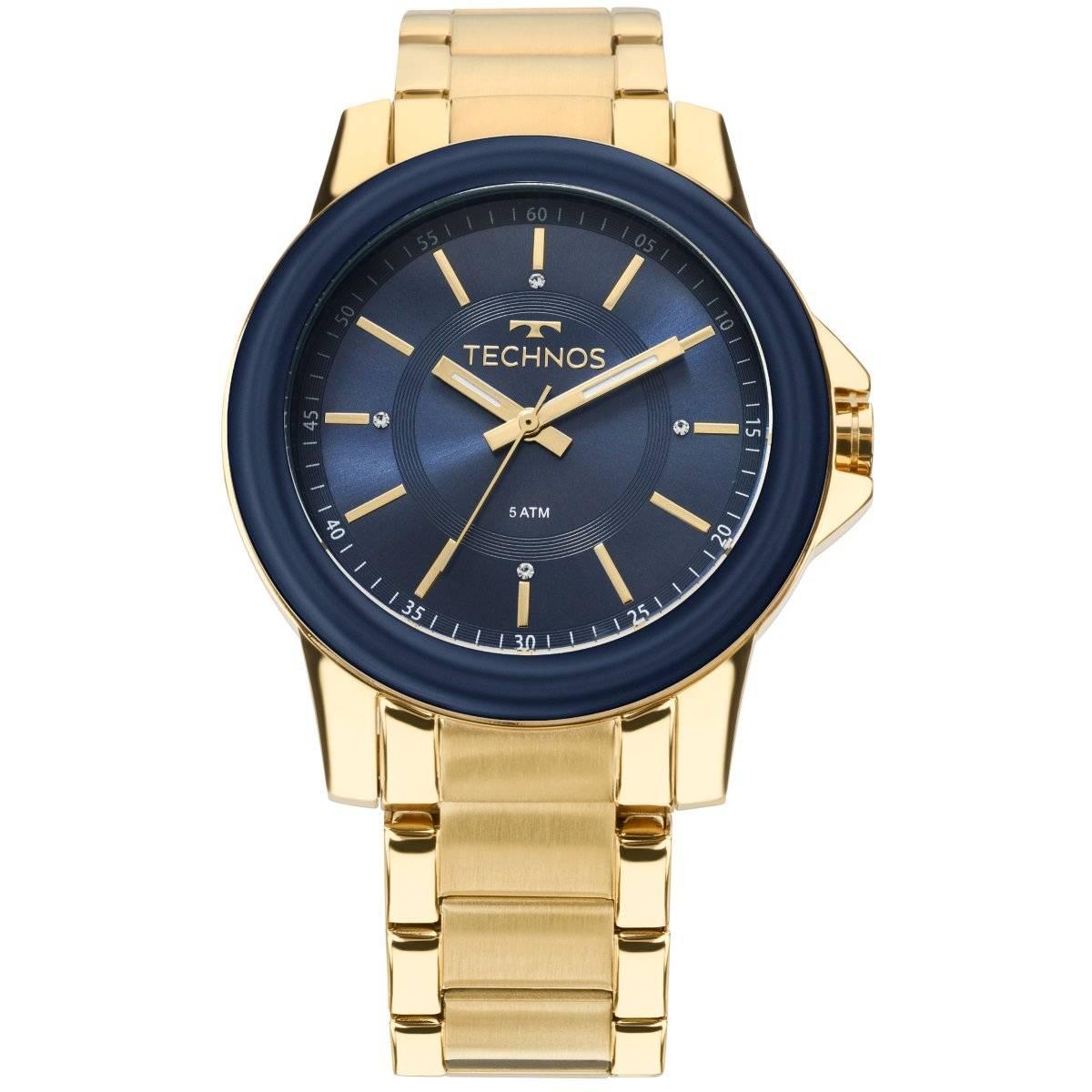 Relógio Technos Fashion Trend Feminino Quartz 2035MID/4A