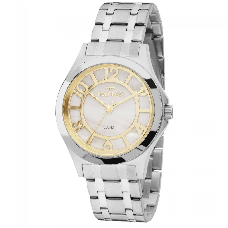 Relógio Technos Fashion Trend Feminino Quartz 2036MFQA/3C