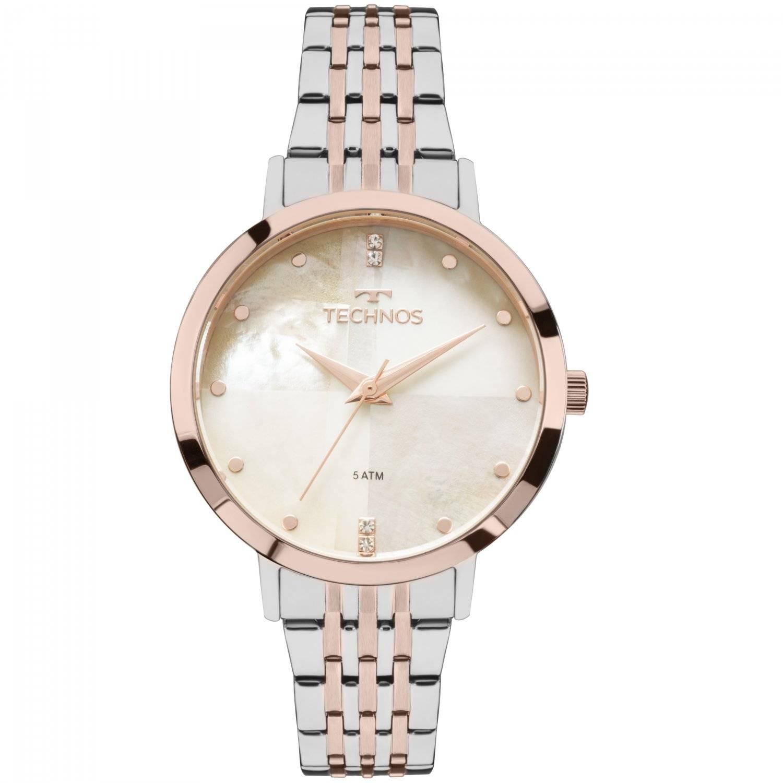 Relógio Technos Fashion Trend Feminino Quartz 2036MJI/5B