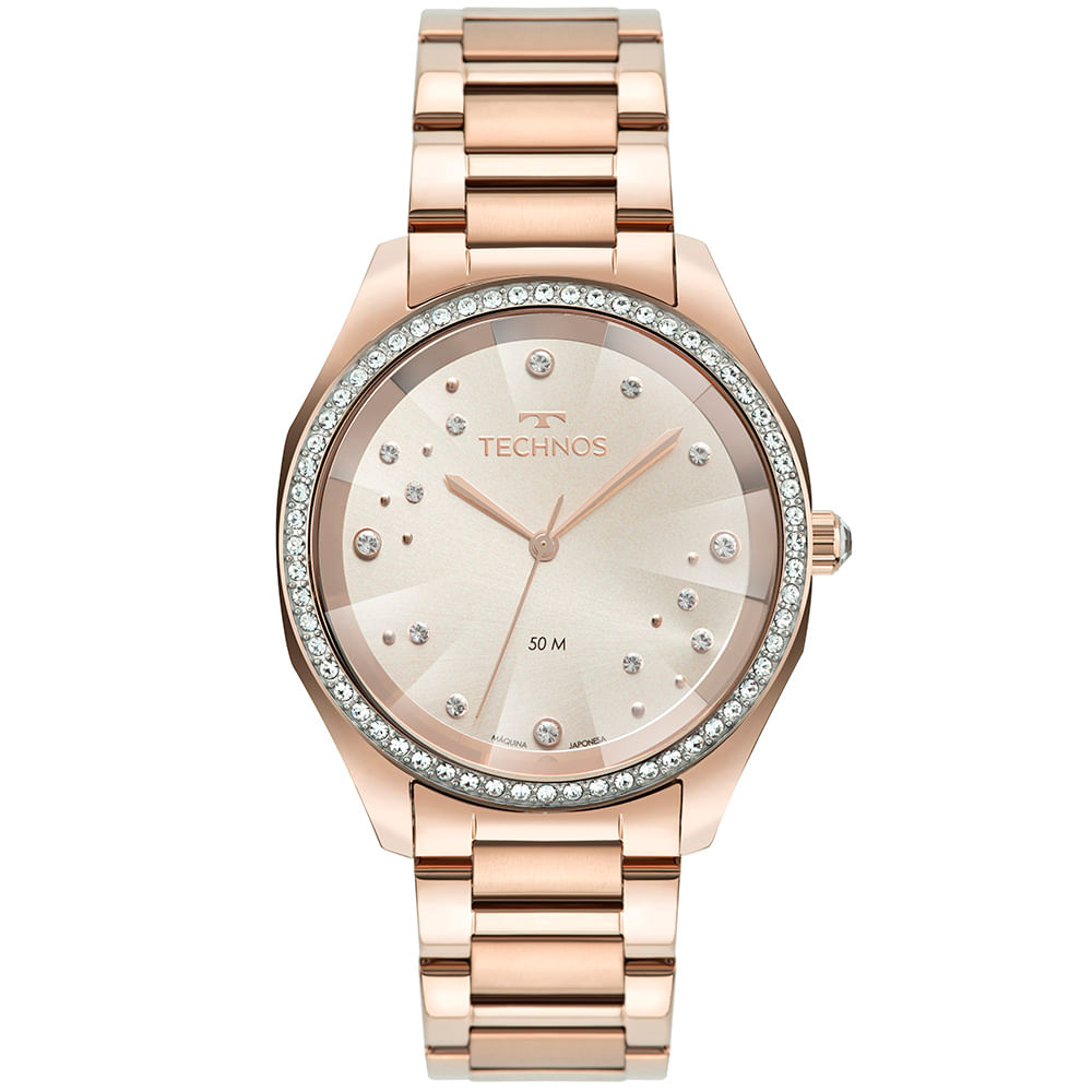 Relógio Technos Feminino 2036MMH/1T