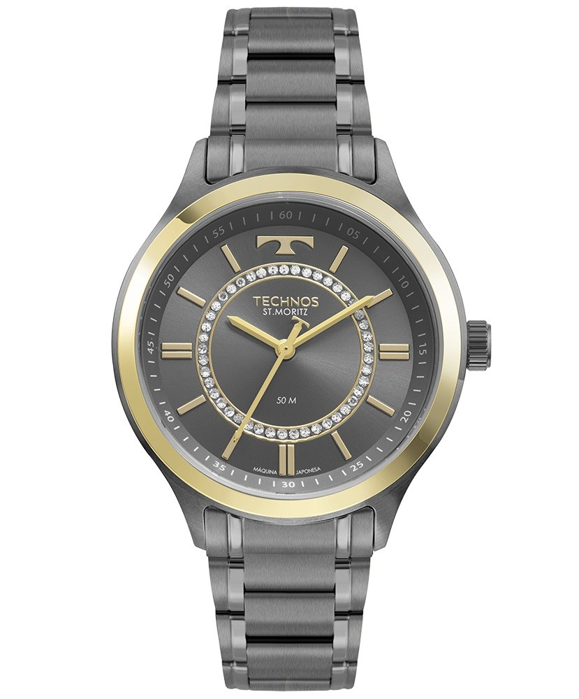 Relógio Technos Feminino 2036MMU/1C