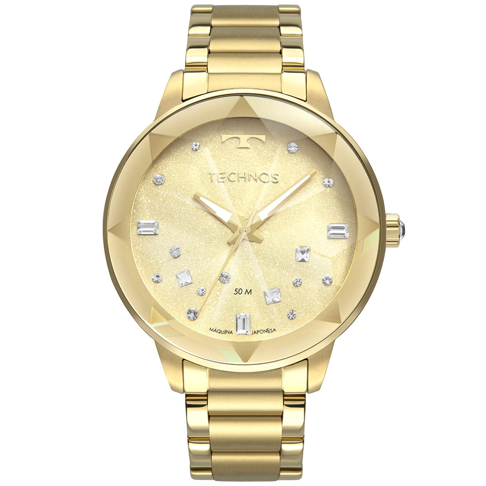 Relógio Technos Feminino 2039CE/4X