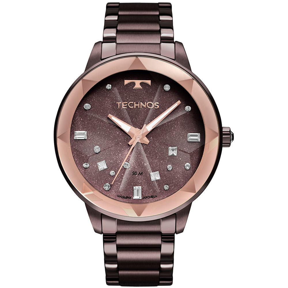 Relógio Technos Feminino 2039CF/4G