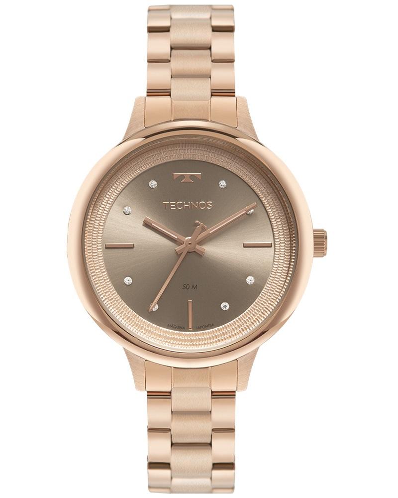 Relógio Technos Feminino 2039DC/1C